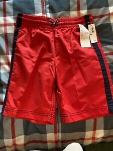 Old Navy boys swim trunks New with tags S 6-7
