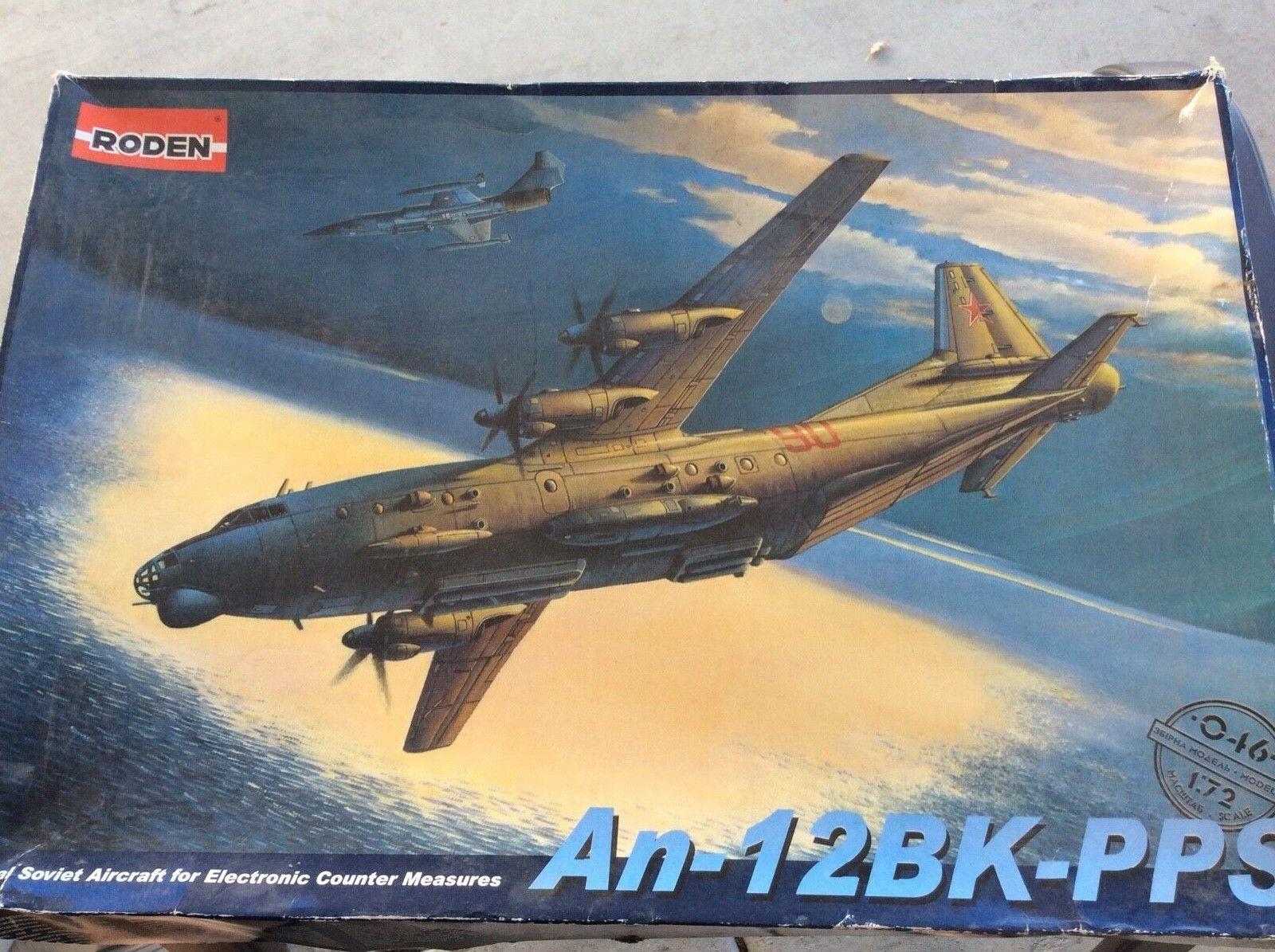 Roden 046/Model Kit on//12/BK PPS