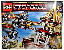 LEGO 8107 SENTAI GOLDEN TOWER EXO-FORCE  - 571 PCS -NIB
