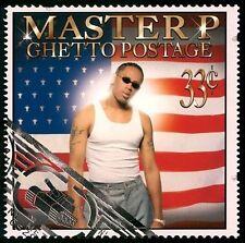 Ghetto Postage [PA] by Master P (CD, Nov-2000, No Limit Records)