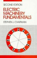 Electric Machinery Fundamentals (McGraw-Hill series in electrical engineering)