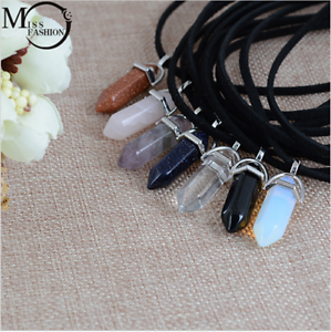 Women-Jewelry-Pendant-Chain-Necklace-Crystal-Choker-Chunky-Statement-Necklace