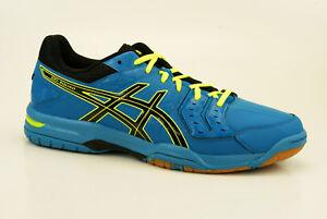 7673d7979da1 Asics Gel-Squad Trainers Handball Shoes Trainers Lace up E518j-4390 ...