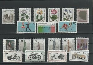 Germany-Berlin-vintage-yearset-Yearset-1983-Mint-MNH-complete-More-Sh-Shop