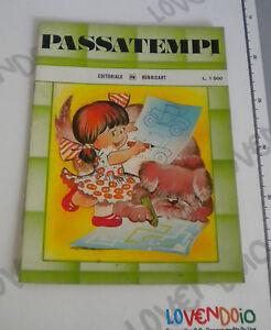 Pastimes - Editoriale Rubricart - 1987