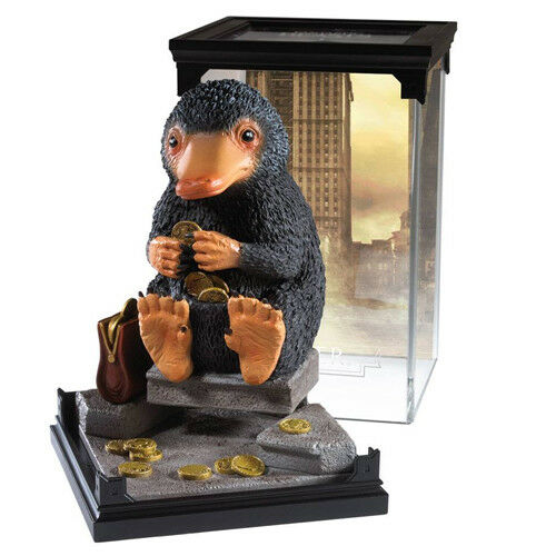 FANTASTIC BEASTS - Magical Creatures - Niffler Snaso Statue Noble Collection