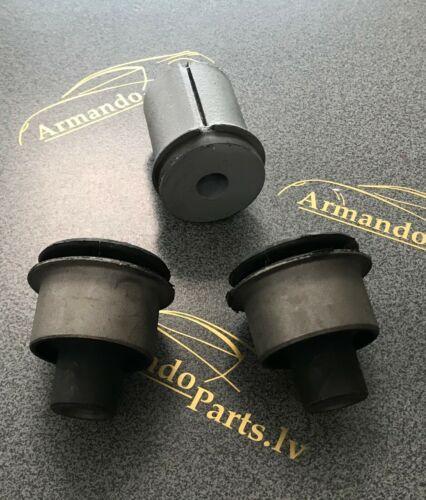 control arm mounting 8A0505172B 8D0505185A 3pcs Audi A4 B5 quattro rear Bush