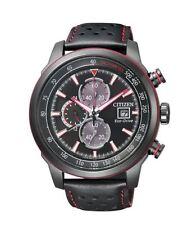 Citizen Eco-Drive Watch CA0576-08E Black S/Steel 45mm Case 10ATM RRP $525