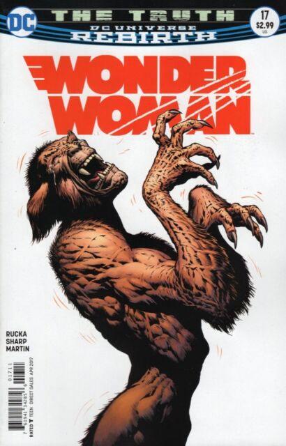Wonder Woman 17 Comic Book For Sale Online Ebay