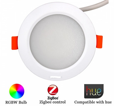 Philips hue Bridge compatible Downlight LED RGB ZigBee smarthome