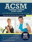 ACSM Personal Trainer Study Guide: Test Prep Secrets for the ACSM CPT by Trivium Test Prep (Paperback / softback, 2013)
