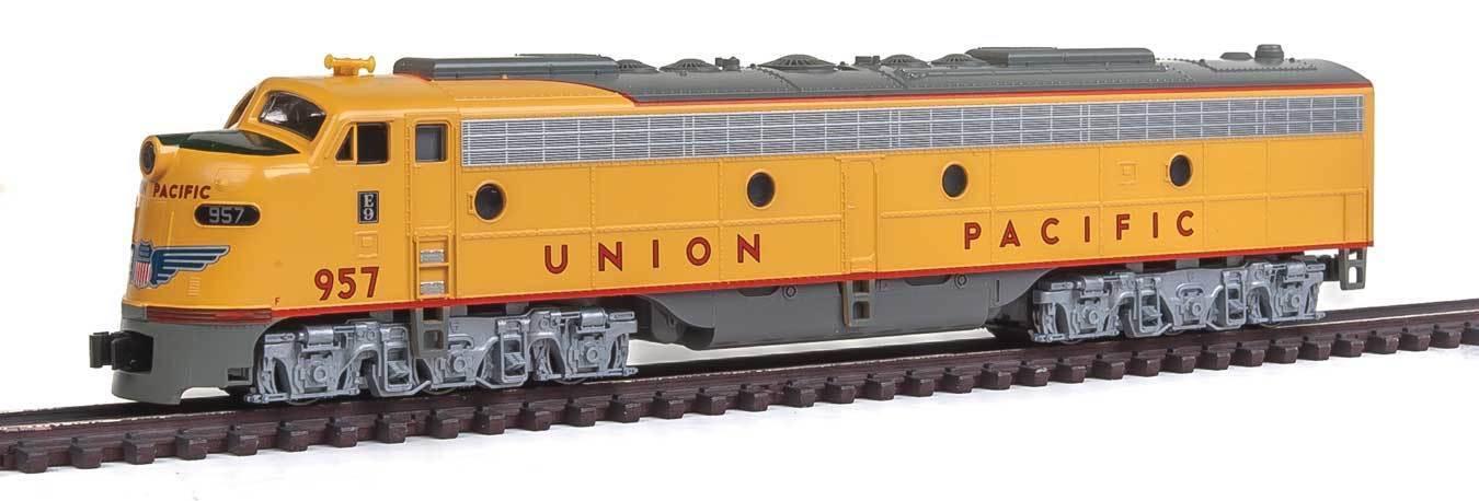 Scala N - Kato Locomotiva Diesel E9A Union Pacific Digitale Digitale Digitale DCC 176-5317DCC Neu 5880bf