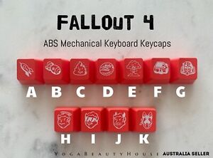 Fallout-Shelter-ABS-Mechanical-Keyboard-Keycaps-oem-cherry-mx-razer-gaming