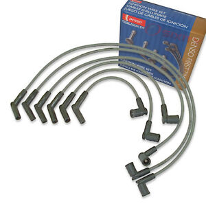 denso spark plug ignition wires 2001 2007 ford taurus set. Black Bedroom Furniture Sets. Home Design Ideas