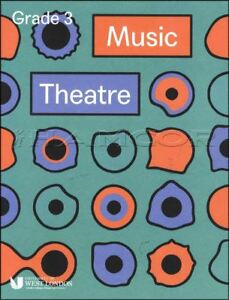 Théâtre Musical Grade 3 Partitions Livre London College Of Music Theory-afficher Le Titre D'origine Pure Blancheur