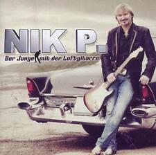 NIK P. - DER JUNGE MIT DER LUFTGITARRE    -  CD NEUWARE