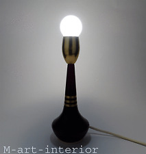 Tisch Lampe 60er Leuchte Tischlampe Design Light Desk Tulip Lamp 1960s vintage
