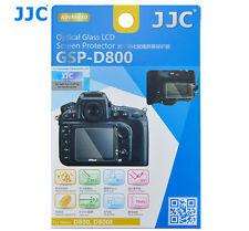 JJC GSP-D800 GLASS LCD Screen Protector Film for NIKON D800 D800E DSLR Camera_US