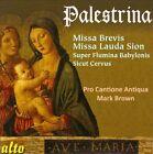 Palestrina: Missa Brevis; Missa Lauda Sion (CD, Jun-2012, Alto)