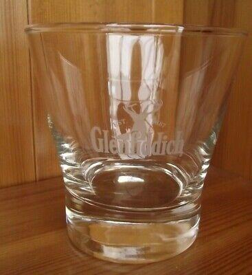 GLENFIDDICH HEAVY BASE WHISKY GLASS