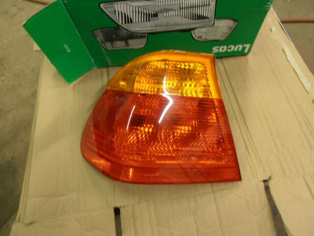 BMW 3 SERIES REAR LIGHT E46 SALOON 1998-2001 LEFTHAND SIDE LUCAS LPS609