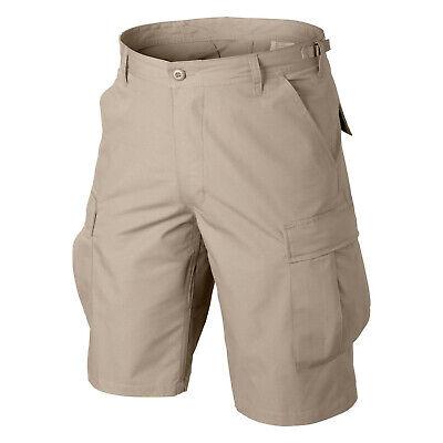 Verantwortlich Helikon Tex Bdu Army Outdoor Cargo Bermuda Shorts Us Hose Kurz Khaki Billigverkauf 50%