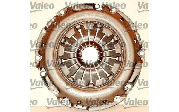 VALEO Kit de embrague 220mm 210mm FORD FIESTA COURIER MAZDA 121 826043