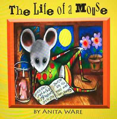 """/""""THE LIFE OF A MOUSE/""""  ILLUSTRATIONS FROM ORIGINAL ACEO/'S BY AniTaWaRe"""