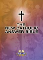 Catholic Answer Bible: American Bible Revised Edition (nabre) By Paul Th on Sale