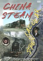 China Steam Spectacular Pentrex Dvd Video