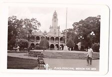MEXIQUE MEXICO - PLAZA PRINCIPAL MERIDA YUC MEX - RPPC - Carte Photo Kodak