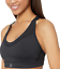 Reebok-Black-Hero-Racerback-Sports-Bra-Women-039-s-Size-XL-73331 thumbnail 3