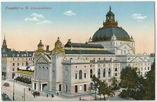 Frankfurt a. M. Schauspielhaus  ungel. 1920
