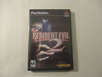 Resident Evil 2 Custom Ps1 - Playstation 1 Case (no Game)