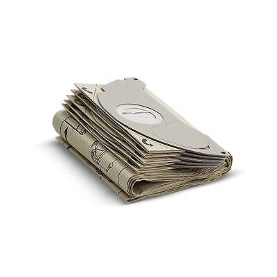 20 Kärcher WD 2500 Sacchetto per Aspirapolvere Sacchetti Polvere Filtro Filtro sacchetto sacchetti