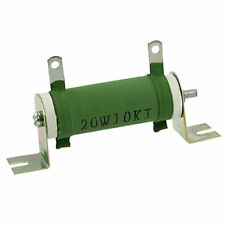 Nonflammable 20w Watt 10k Ohm 5 Fixed Wirewound Resistor