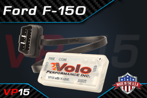 Power Tuner For 2004 Ford F-150 Heritage Performance Tuning Chip