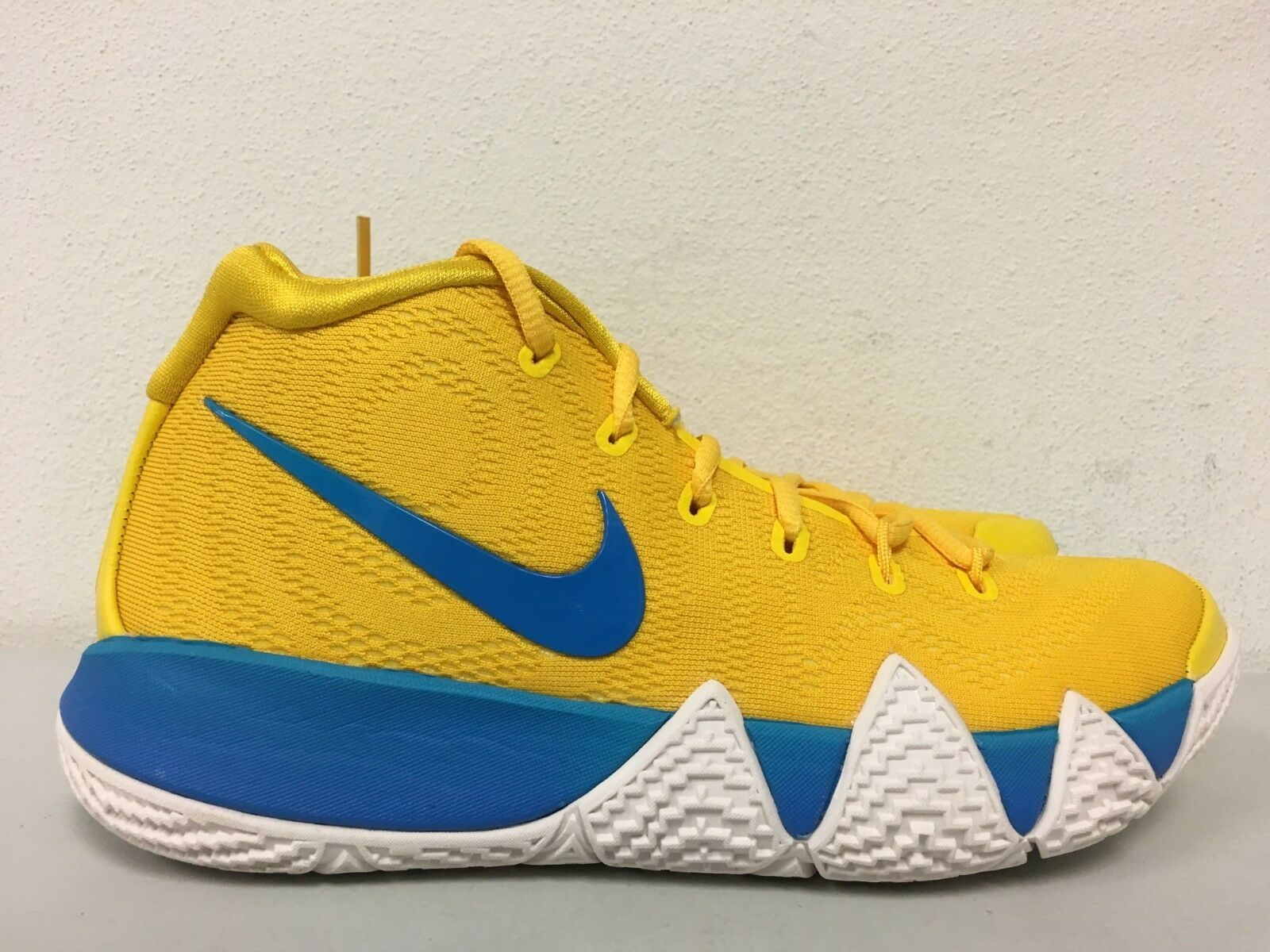 Nike Air Zoom Kyrie Irving 4 KIX Cereal yellow Multi-color BV0425 700 Size 7