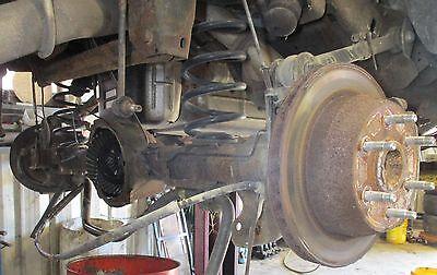 Rear End Chevy Avalanche Tahoe Yukon Escalade 3.73 OPEN W/ Active Brake Control