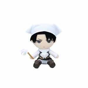 Levi Ackerman Peluche Limpieza De Regalo Version 7 87in