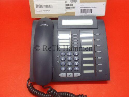 Swyx Phone L520s mangan IP Systemtelefon Telefon Swyxphone L520 s  dunkel