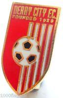 Derry City Football Club Ireland Pin Badge