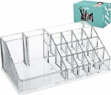 Acrylic Makeup Lipstick Organizer Cosmetic Brush Holder Arranges Accessories