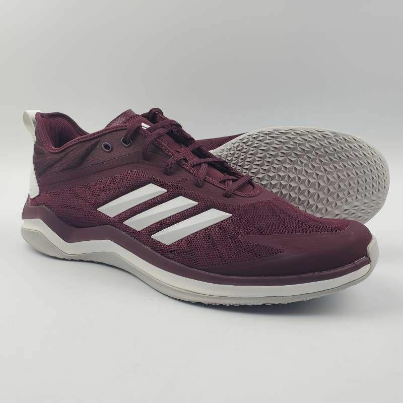 Size 12 - adidas Speed Trainer 4 Maroon