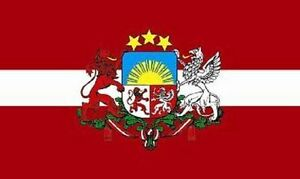Aufkleber Anchorage Alaska Flagge Fahne 8 x 5 cm Autoaufkleber Sticker
