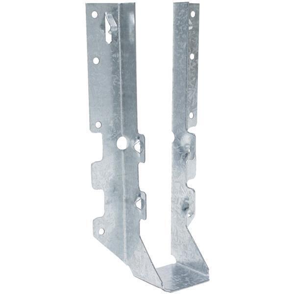 "25-Simpson Strong-Tie 2/"" X 10/"" Galv Steel 18 Ga LUS Double Joist Hanger LUS210-2"