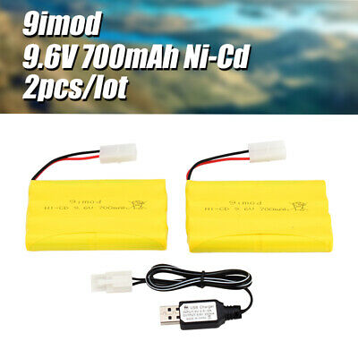 Pack 6.0V 700mAh Ni CD AA Rechargeable