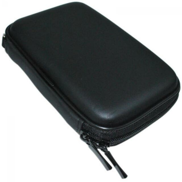 "1x Shockproof Portable 2.5"" Carry Bag Case Cover External Hard Drive HDD Black"