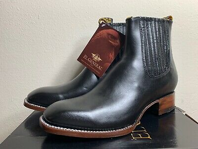 f9971883817 Brand New Mexican Boots (Botines Camperos) El General Made in Mexico! | eBay
