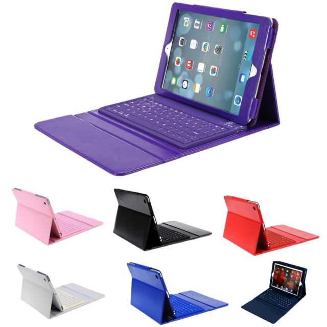 Bluetooth Wireless Pu Leather Keyboard for Apple iPad Air iPad 5